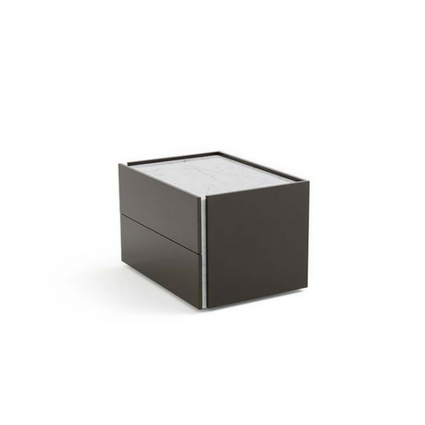 Atlante Nightstand 2 Drawers
