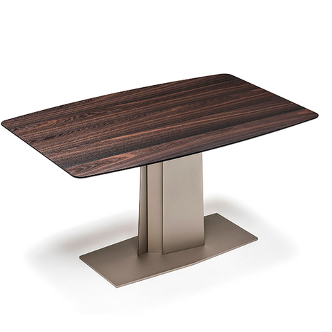 Duffy Wood Rectangular Dining Table
