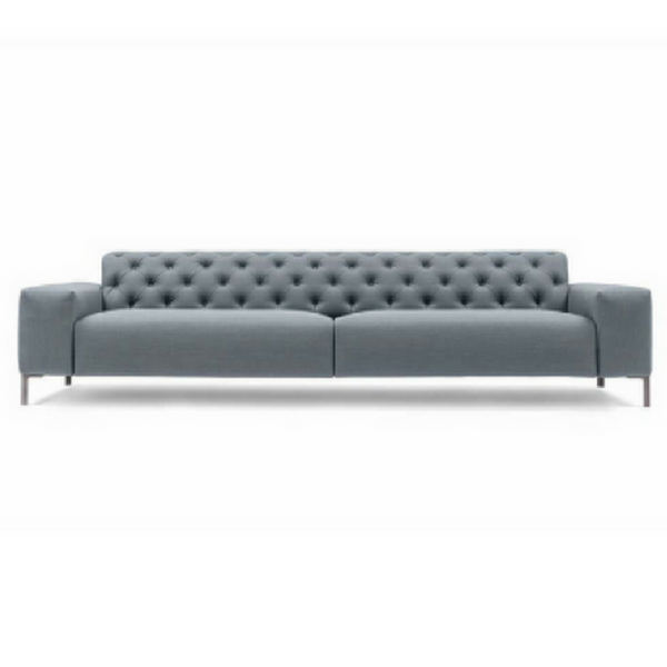 Boston Sofa with Tufted Back, 114