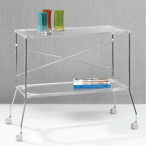Flip Folding Tray Side Table