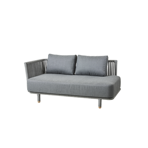 Moments Sofa Right Module of 2 Seaters