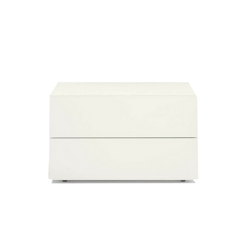 People Nightstand, 2 Drawers
