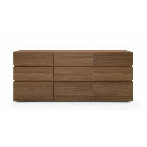 People Dresser 9 Drawers Wood