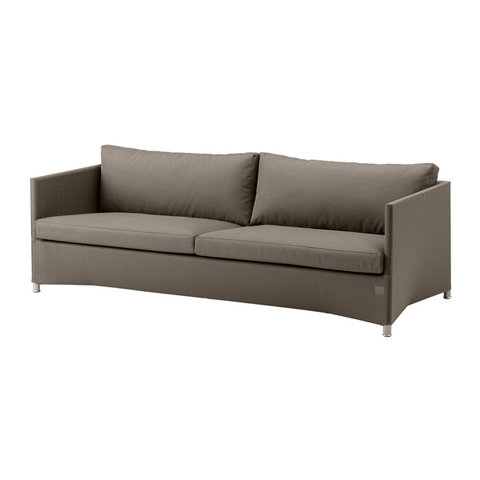 Diamond Tex & Sumbrella Sofa of 3 Seaters