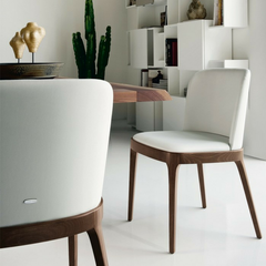 Cattelan Italia - Magda Side Chair - Dining Chairs