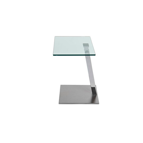 Lap Square Side Table