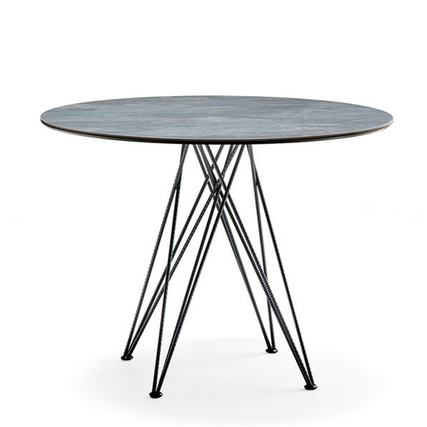 Ralph Keramik Bistrot Round Dining Table