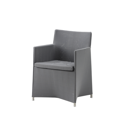 Diamond Tex & Sumbrella Armchair