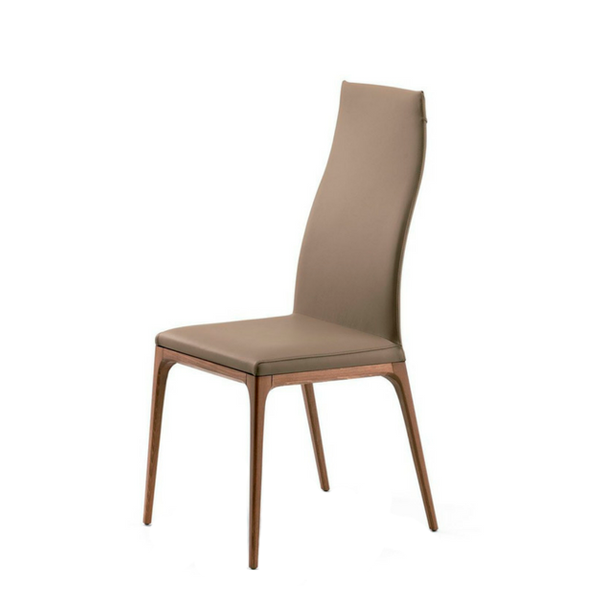 Arcadia Side Chair, High Back