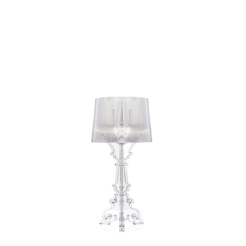 Bourgie Lamp Crystal