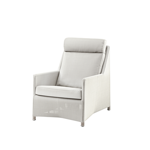 Diamond Tex Armchair High Back