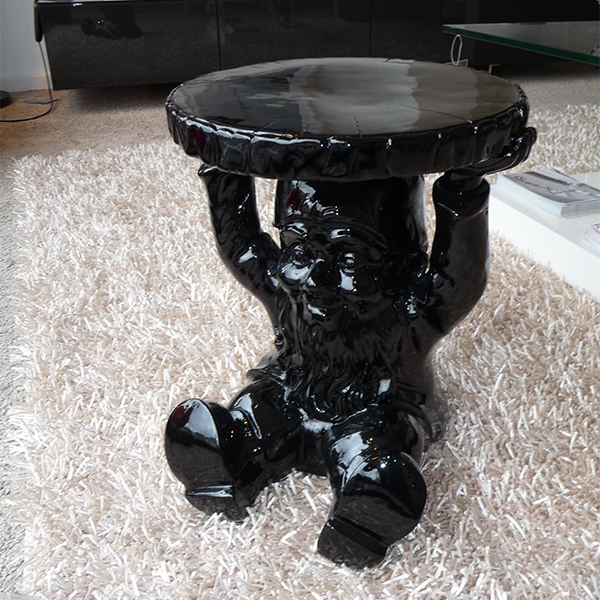 Attila Gnome Side Table