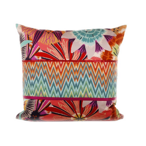 Missioni Home Nedroma Multi Color Pillow 24 x 24