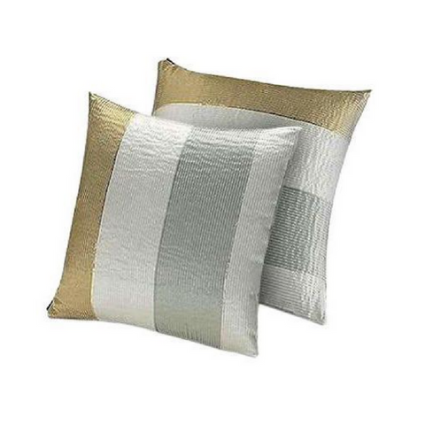 "Kaduna Multi Gold Cushion 16"" x 16"""