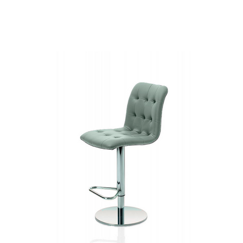 Kuga Barstool Adjustable Height, 17.3-in x 33.5-in