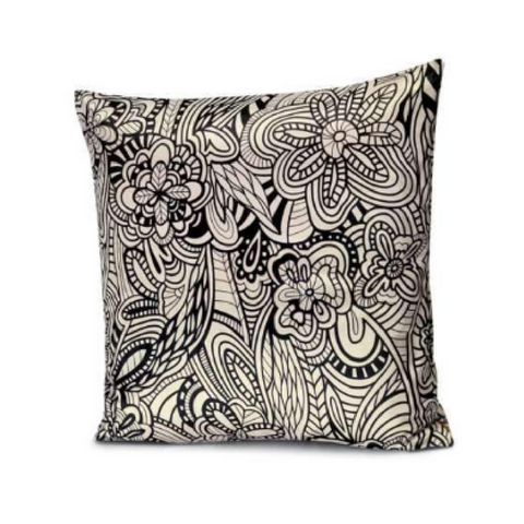 "Orelle Henna 601 cushion 24"" x 24"""