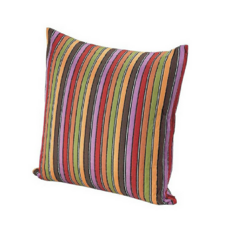 "Nedroma Multi Color cushion 24"" x 24"""
