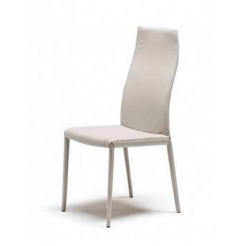 Norma High Back Side Chair