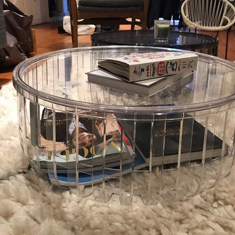 Panier Coffee Table