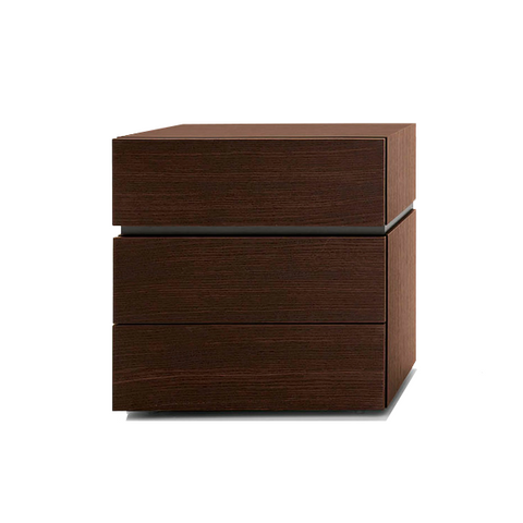 People High Nightstand, 3 drawers