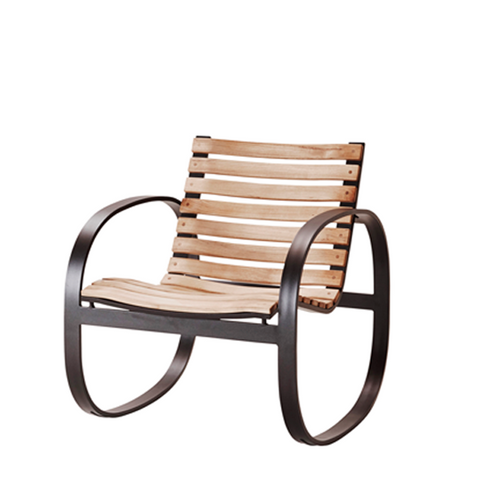 Parc Rocking Armchair