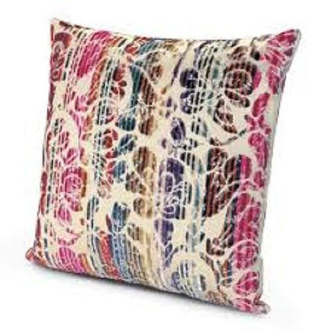 "Pondicherry cushion 159, 24"" x 24"""