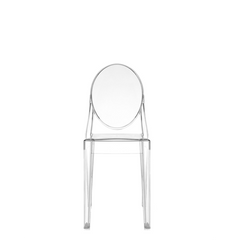 Victoria Ghost Side Chair, Set of 2