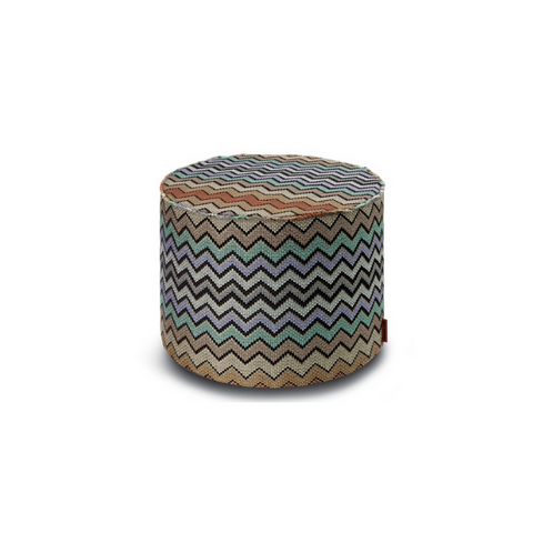 "Westmeath Pouf Fabric 138, 16""x 12"""