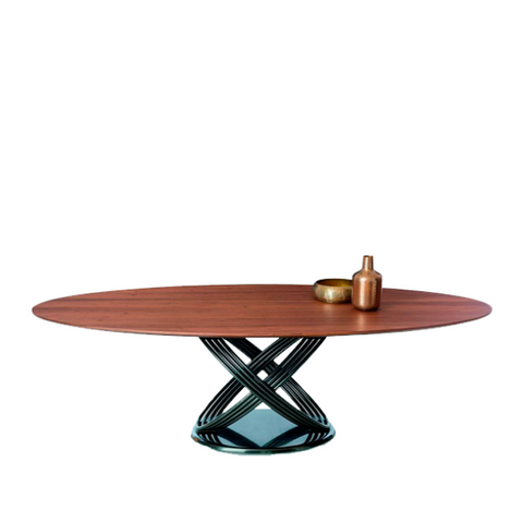 Fusion Ovale Dining Table