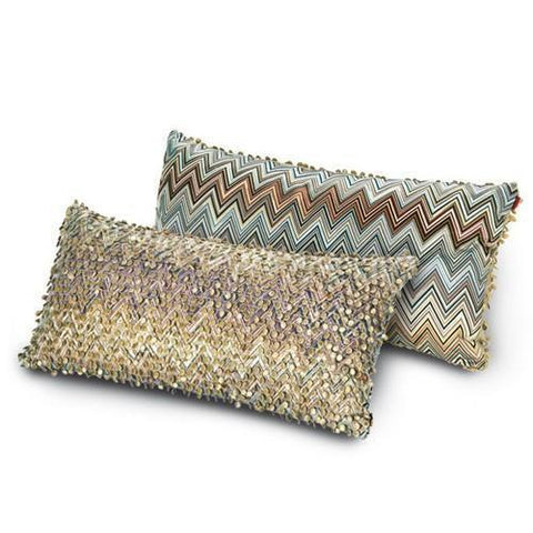 "Jarris Gold Jamilena cushion 12"" x 24"""