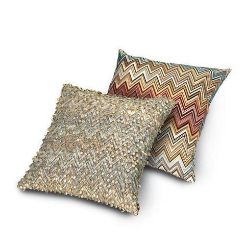 "Jarris Gold Jamilena cushion 16"" x 16"""