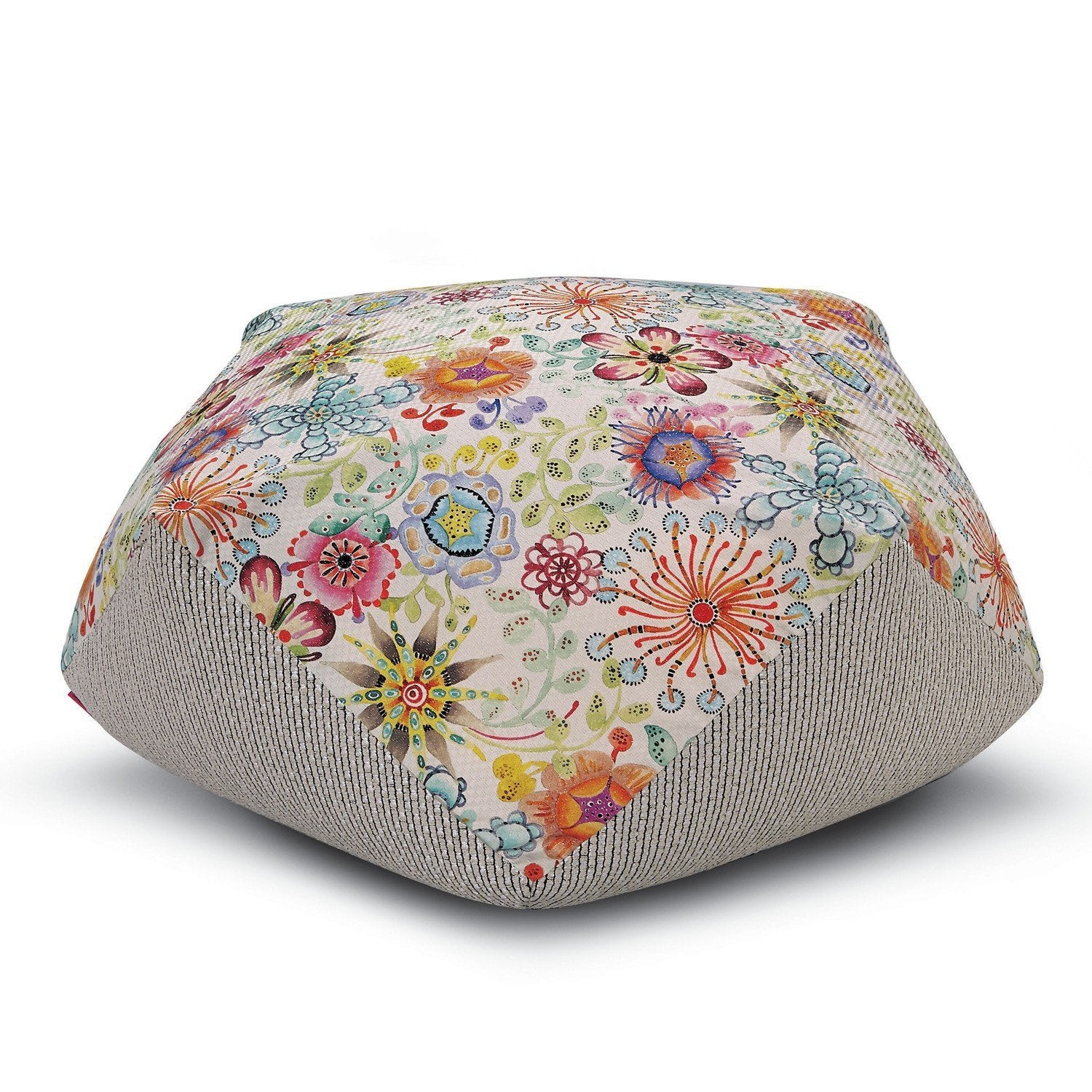 Recife Diamante Pouf