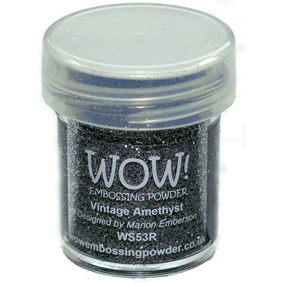 Load image into Gallery viewer, WOW! Embossing Glitter | Vintage Amethyst