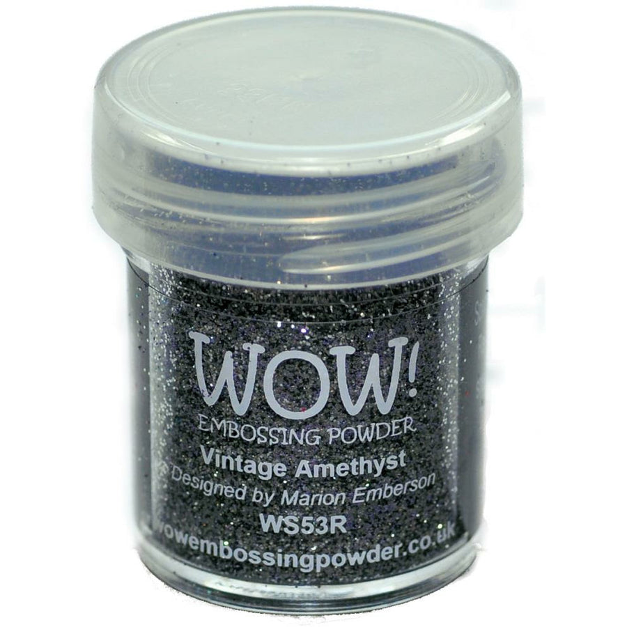 WOW! Embossing Glitter, Vintage Amethyst