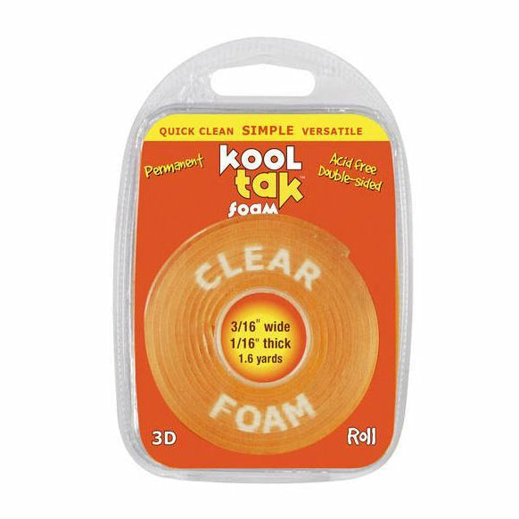 Kool Tak 3D Foam Roll 1.6yds