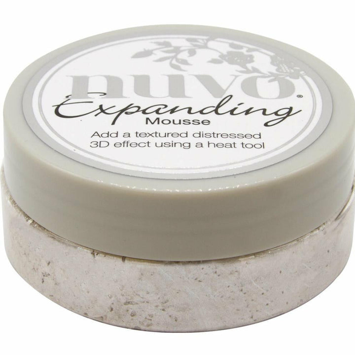 Nuvo Expanding Mousse | Worn Linen