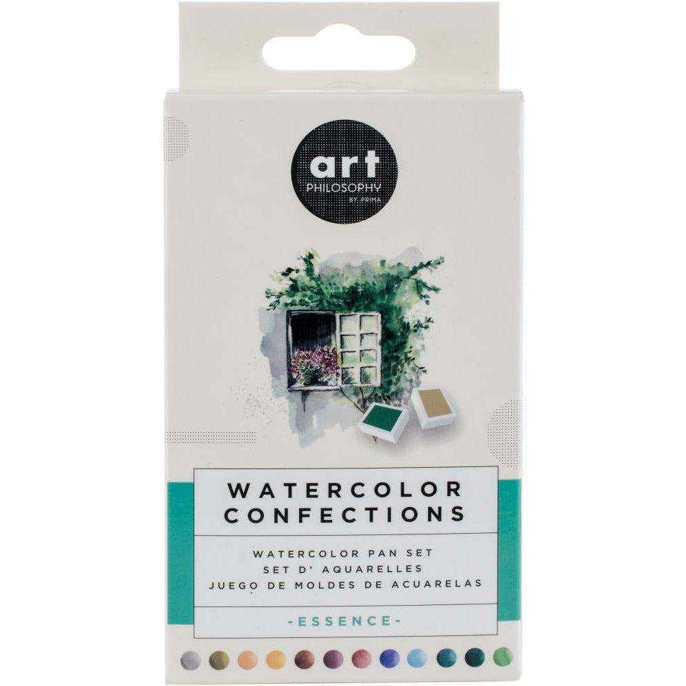 Load image into Gallery viewer, Essence | Prima Watercolor Confections 12/Pkg