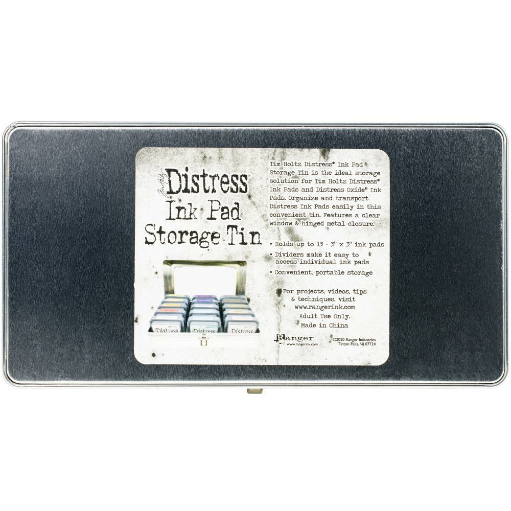 Load image into Gallery viewer, Tim Holtz | Distress Ink Pad Storage Tin
