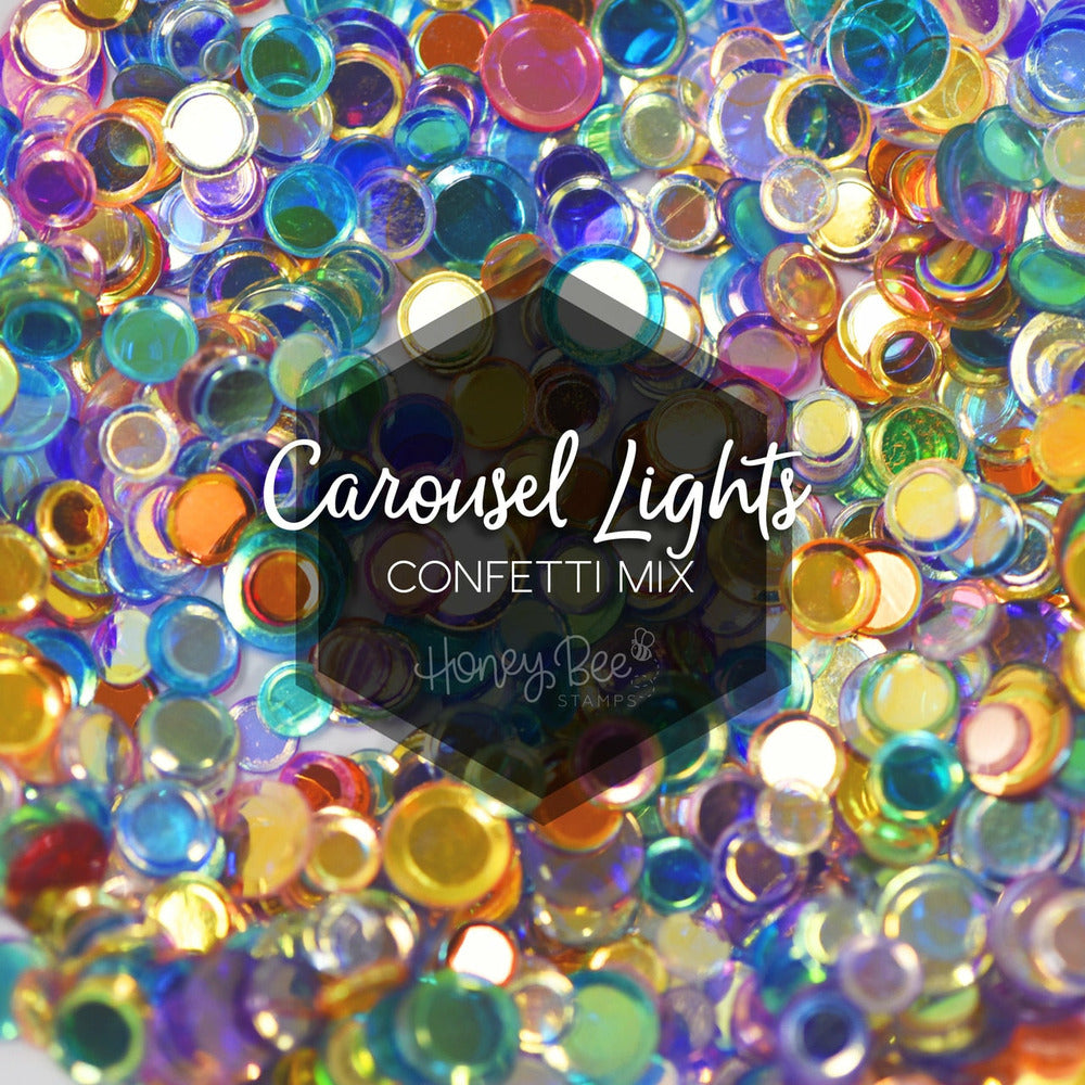 Load image into Gallery viewer, Carousel Lights | Confetti Mix