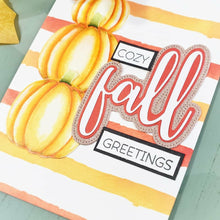 Load image into Gallery viewer, Fall | 4x4 Stamp Set