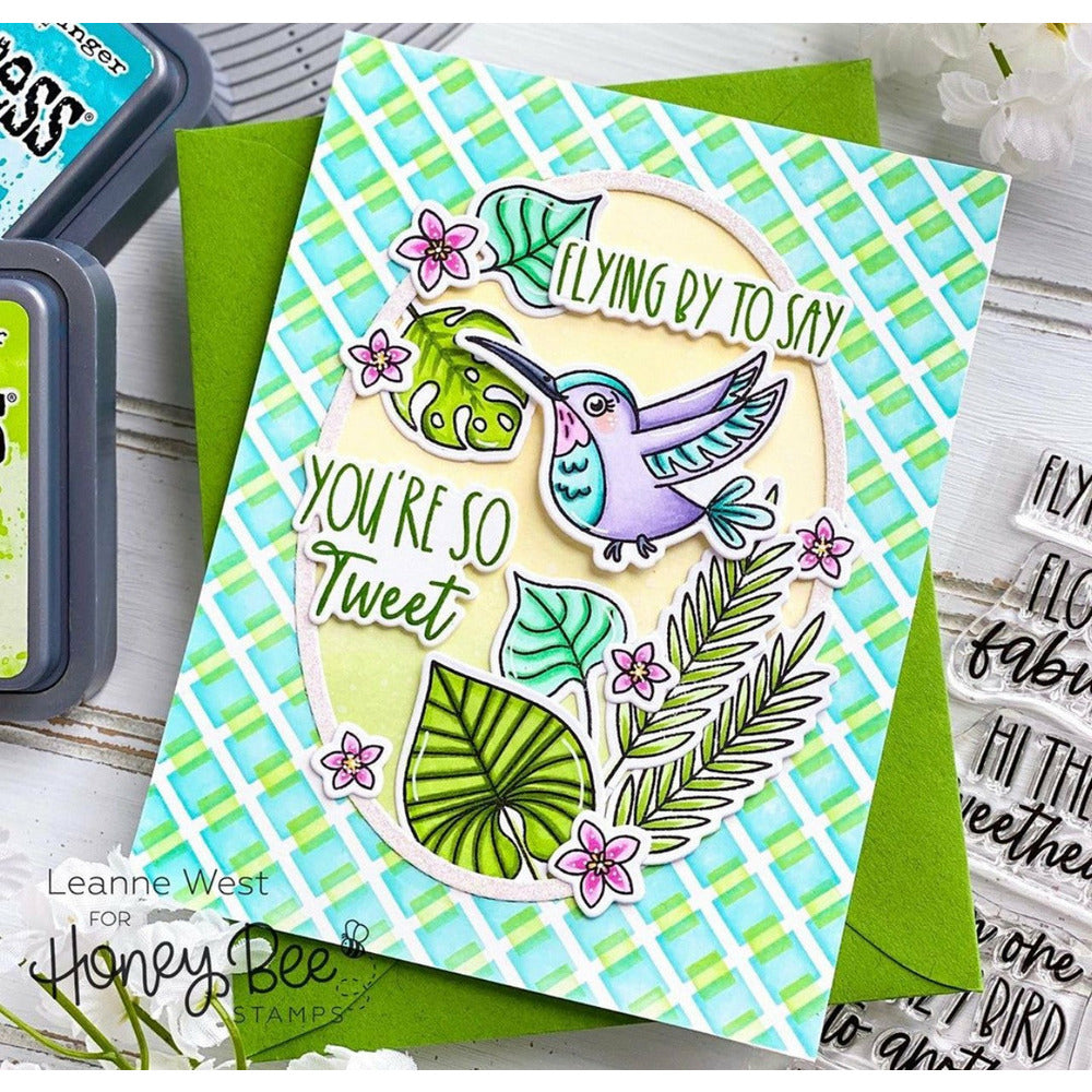 Load image into Gallery viewer, Birds of Paradise | 6x8 Stamp Set