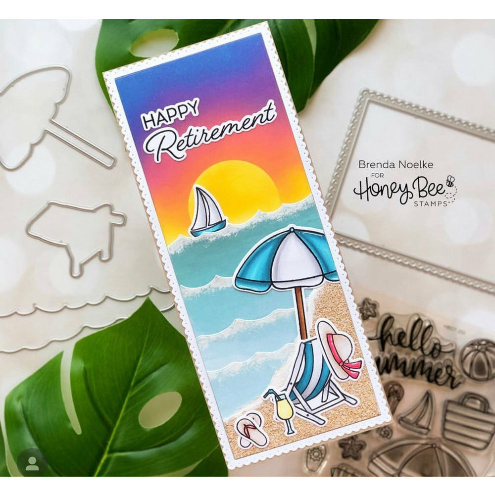 Load image into Gallery viewer, Hello Summer | 6x6 Stamp Set