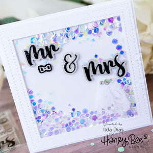 Mr and Mrs | Honey Cuts