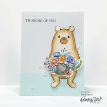 Load image into Gallery viewer, Bill The Bear | 6x8 Stamp Set