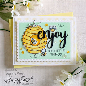 Bee Hive | Honey Cuts