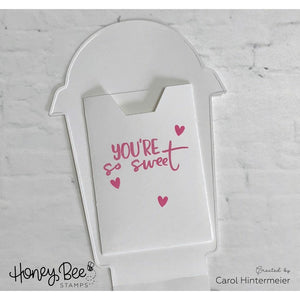 Gift Card Pocket | Honey Cuts