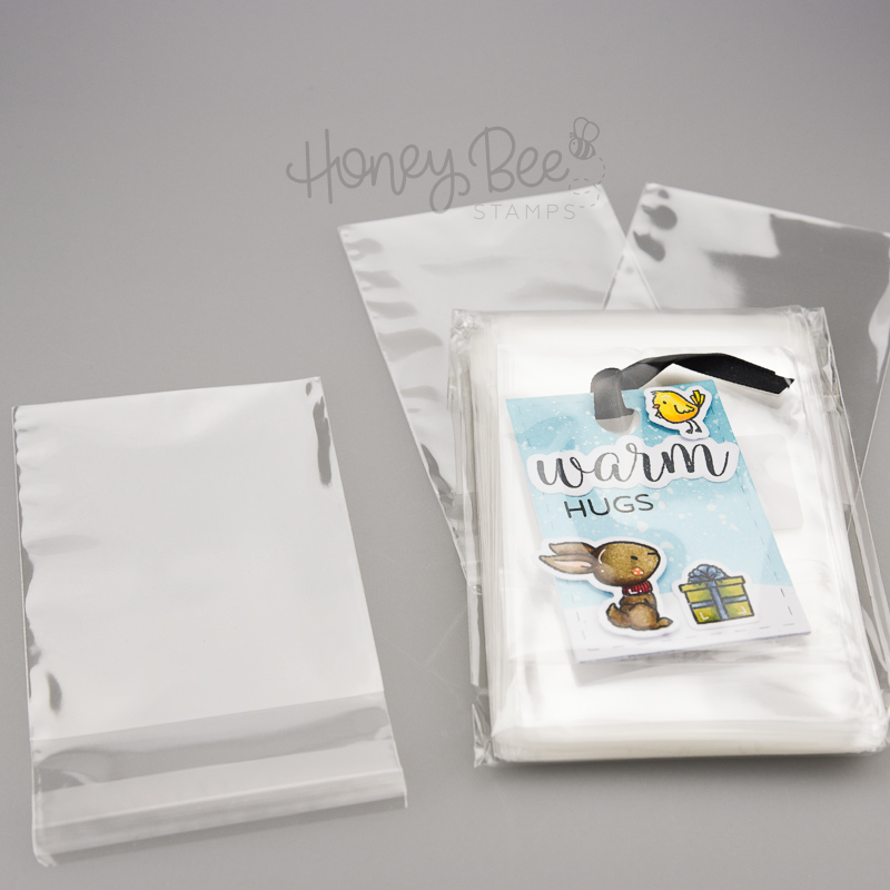 Load image into Gallery viewer, Crystal Clear Cello Bags | 100 Pk | 3x4