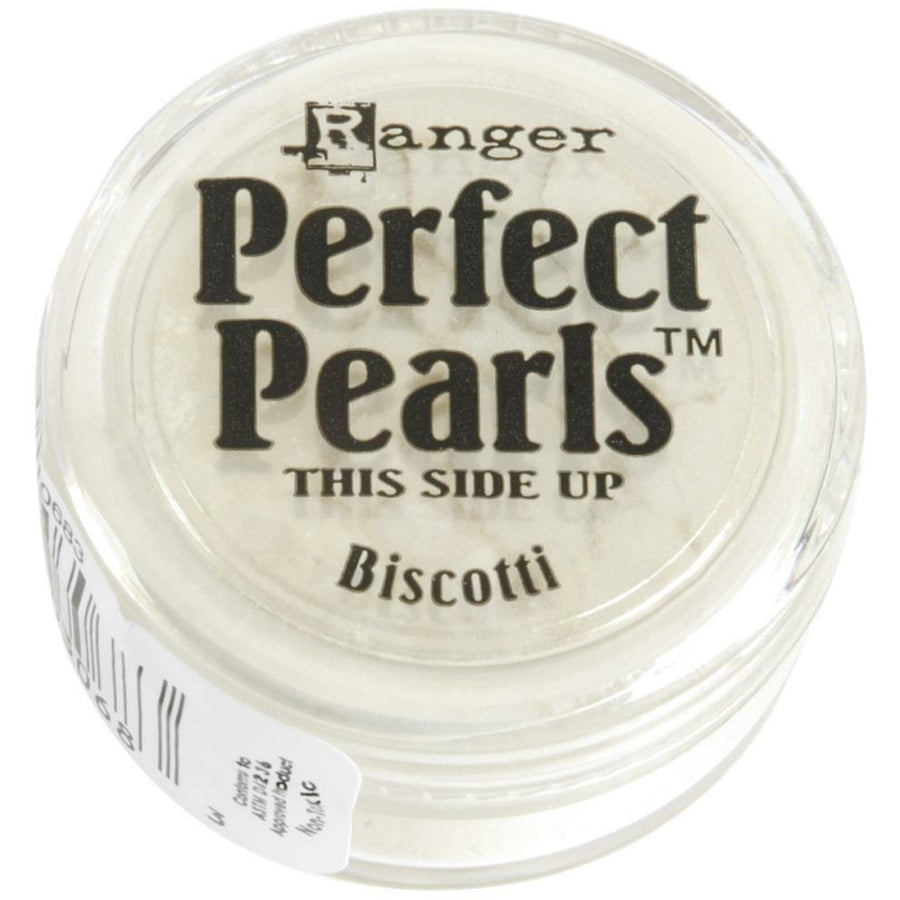 Biscotti | Ranger Perfect Pearls Pigment Powder