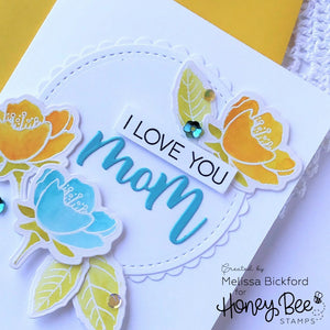 Best Parents | 4x4 Stamp Set