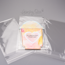 Load image into Gallery viewer, Crystal Clear Cello Bags | 100 Pk | 4x6